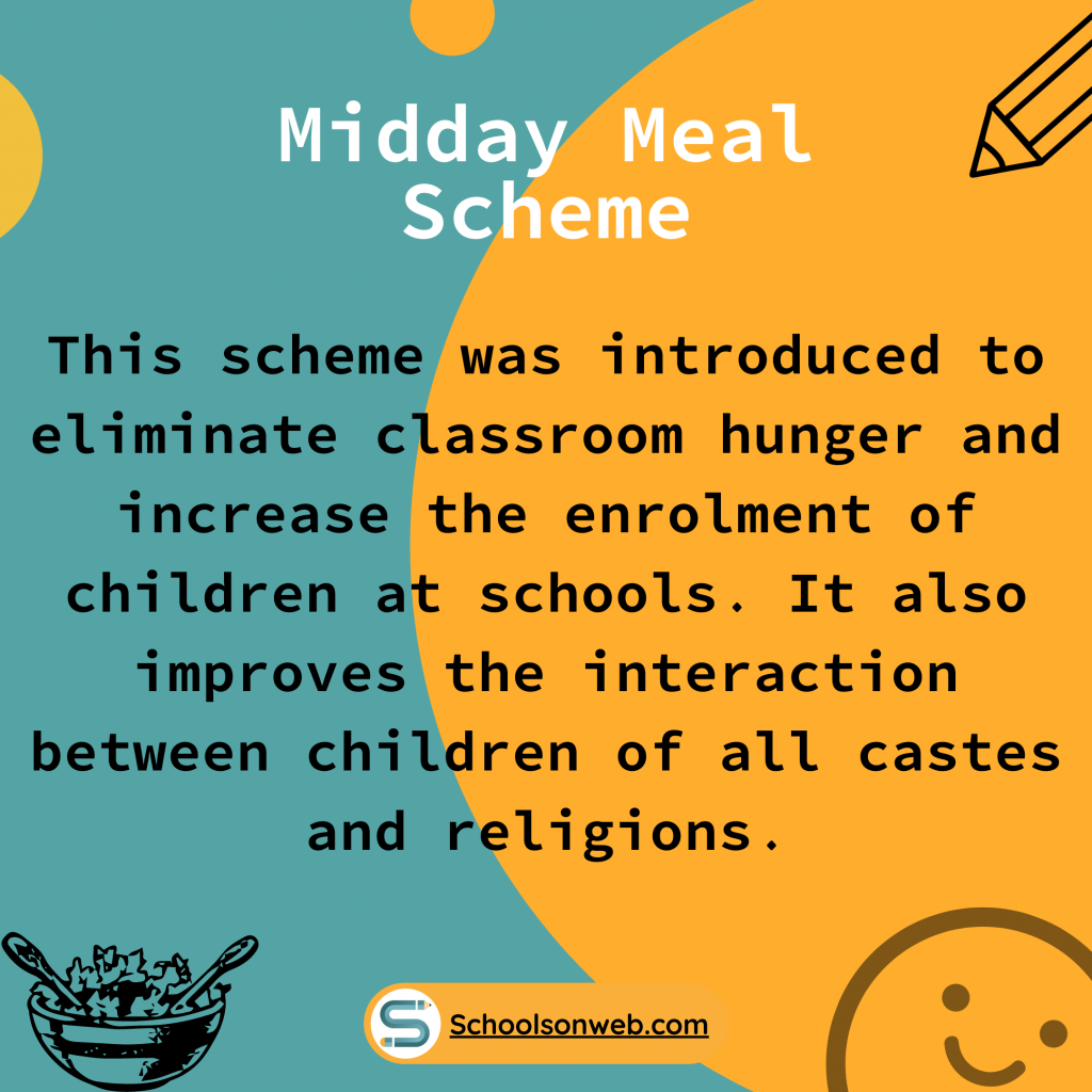 Introducing the Schemes From the Government