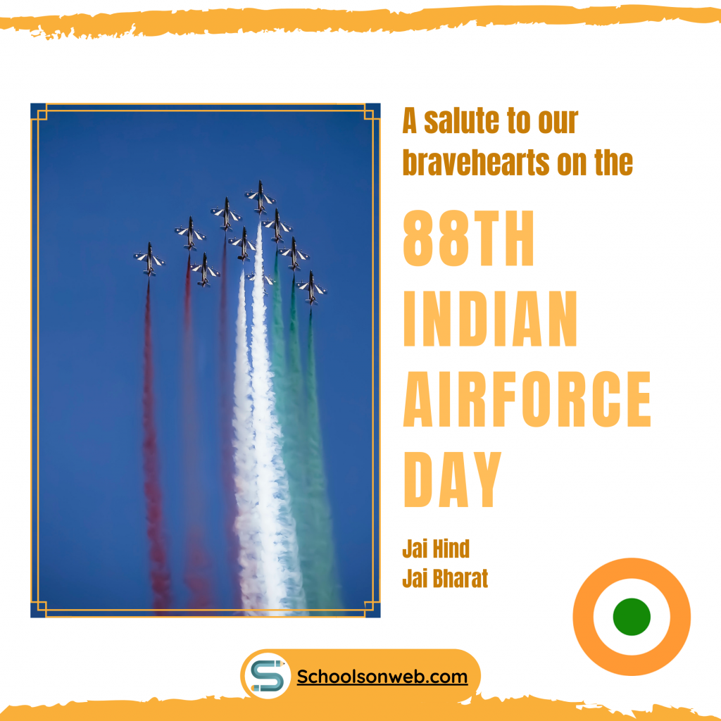 The inspirational motto of #IndianAirForce